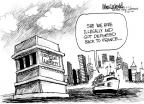 Cartoonist Mike Luckovich  Mike Luckovich's Editorial Cartoons 2010-05-21 illegal