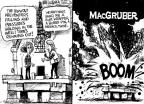 Cartoonist Mike Luckovich  Mike Luckovich's Editorial Cartoons 2010-05-27 well