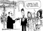 Cartoonist Mike Luckovich  Mike Luckovich's Editorial Cartoons 2010-07-15 McCain Palin