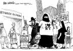 Cartoonist Mike Luckovich  Mike Luckovich's Editorial Cartoons 2010-08-05 New York