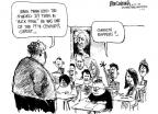 Cartoonist Mike Luckovich  Mike Luckovich's Editorial Cartoons 2011-01-07 education