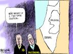 Cartoonist Mike Luckovich  Mike Luckovich's Editorial Cartoons 2011-05-24 agreement