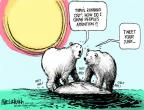 Cartoonist Mike Luckovich  Mike Luckovich's Editorial Cartoons 2011-06-12 ice