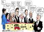 Cartoonist Mike Luckovich  Mike Luckovich's Editorial Cartoons 2011-06-15 2012 debate