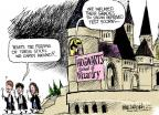 Cartoonist Mike Luckovich  Mike Luckovich's Editorial Cartoons 2011-07-13 education