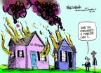 Cartoonist Mike Luckovich  Mike Luckovich's Editorial Cartoons 2011-08-18 Franklin Roosevelt