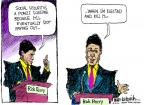 Cartoonist Mike Luckovich  Mike Luckovich's Editorial Cartoons 2011-09-09 Rick
