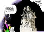 Cartoonist Mike Luckovich  Mike Luckovich's Editorial Cartoons 2011-09-21 Troy