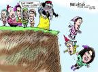 Cartoonist Mike Luckovich  Mike Luckovich's Editorial Cartoons 2011-10-30 Rick