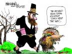 Cartoonist Mike Luckovich  Mike Luckovich's Editorial Cartoons 2011-11-18 coach