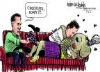 Mike Luckovich  Mike Luckovich's Editorial Cartoons 2012-02-14 2012 primary