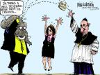 Cartoonist Mike Luckovich  Mike Luckovich's Editorial Cartoons 2012-02-15 break