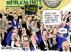 Cartoonist Mike Luckovich  Mike Luckovich's Editorial Cartoons 2012-03-15 2012 primary