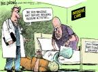 Cartoonist Mike Luckovich  Mike Luckovich's Editorial Cartoons 2012-03-28 before