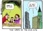 Cartoonist Mike Luckovich  Mike Luckovich's Editorial Cartoons 2012-04-11 tax