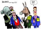 Cartoonist Mike Luckovich  Mike Luckovich's Editorial Cartoons 2012-05-23 2012 election