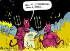 Cartoonist Mike Luckovich  Mike Luckovich's Editorial Cartoons 2012-07-06 summer