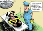 Cartoonist Mike Luckovich  Mike Luckovich's Editorial Cartoons 2012-09-12 election