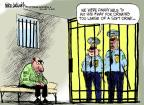 Cartoonist Mike Luckovich  Mike Luckovich's Editorial Cartoons 2012-09-14 New York