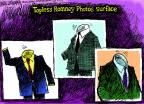 Cartoonist Mike Luckovich  Mike Luckovich's Editorial Cartoons 2012-09-19 election