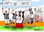 Cartoonist Mike Luckovich  Mike Luckovich's Editorial Cartoons 2012-09-28 league