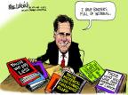 Cartoonist Mike Luckovich  Mike Luckovich's Editorial Cartoons 2012-10-18 2012 election