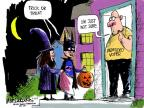 Cartoonist Mike Luckovich  Mike Luckovich's Editorial Cartoons 2012-10-19 2012 election