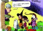 Cartoonist Mike Luckovich  Mike Luckovich's Editorial Cartoons 2012-10-28 2012 election