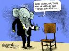Cartoonist Mike Luckovich  Mike Luckovich's Editorial Cartoons 2012-11-08 2012 election