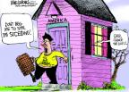 Cartoonist Mike Luckovich  Mike Luckovich's Editorial Cartoons 2012-11-16 petition
