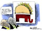 Cartoonist Mike Luckovich  Mike Luckovich's Editorial Cartoons 2012-11-27 2012 election