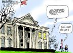 Cartoonist Mike Luckovich  Mike Luckovich's Editorial Cartoons 2012-11-29 president