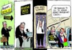 Cartoonist Mike Luckovich  Mike Luckovich's Editorial Cartoons 2013-03-05 president