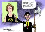 Cartoonist Mike Luckovich  Mike Luckovich's Editorial Cartoons 2013-03-13 poverty
