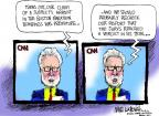 Cartoonist Mike Luckovich  Mike Luckovich's Editorial Cartoons 2013-04-18 bomb