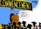 Cartoonist Mike Luckovich  Mike Luckovich's Editorial Cartoons 2013-05-21 college education