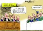 Cartoonist Mike Luckovich  Mike Luckovich's Editorial Cartoons 2013-06-05 congressional committee