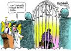 Cartoonist Mike Luckovich  Mike Luckovich's Editorial Cartoons 2013-06-21 death dying