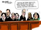 Cartoonist Mike Luckovich  Mike Luckovich's Editorial Cartoons 2013-06-30 before