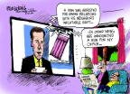 Cartoonist Mike Luckovich  Mike Luckovich's Editorial Cartoons 2013-07-12 Anthony