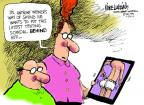 Cartoonist Mike Luckovich  Mike Luckovich's Editorial Cartoons 2013-07-24 explicit