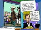 Cartoonist Mike Luckovich  Mike Luckovich's Editorial Cartoons 2013-08-15 ban