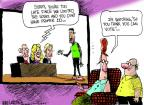 Cartoonist Mike Luckovich  Mike Luckovich's Editorial Cartoons 2013-08-16 late