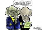 Cartoonist Mike Luckovich  Mike Luckovich's Editorial Cartoons 2013-08-22 impeachment