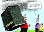 Cartoonist Mike Luckovich  Mike Luckovich's Editorial Cartoons 2013-09-11 computer