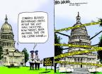 Cartoonist Mike Luckovich  Mike Luckovich's Editorial Cartoons 2013-09-18 mass shooting