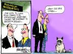 Cartoonist Mike Luckovich  Mike Luckovich's Editorial Cartoons 2013-09-27 cat