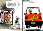 Cartoonist Mike Luckovich  Mike Luckovich's Editorial Cartoons 2013-09-29 debt