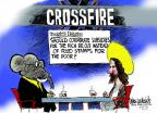 Cartoonist Mike Luckovich  Mike Luckovich's Editorial Cartoons 2013-11-01 poverty