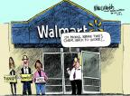 Cartoonist Mike Luckovich  Mike Luckovich's Editorial Cartoons 2013-12-19 break